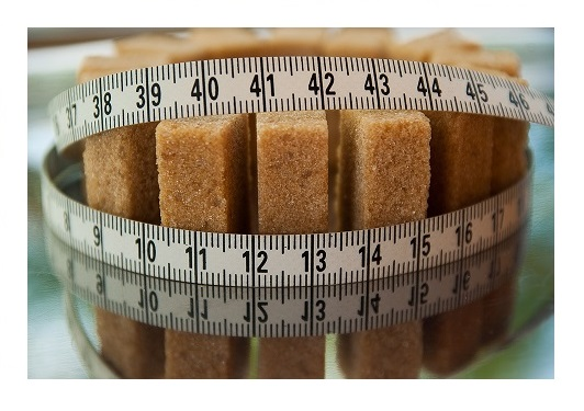 sugar with measuring tape - cropped 501x344 - with border